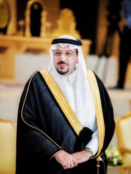 """أمير القصيم يثمن للخضير دعمه لمسابقة """"مدرستي"""" بنصف مليون ريال"""